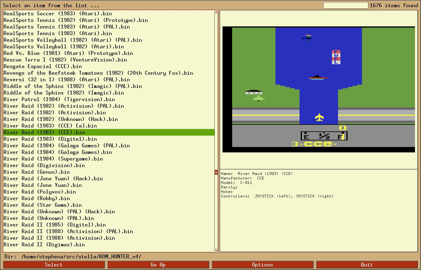 Stella - A multi-platform Atari 2600 VCS emulator