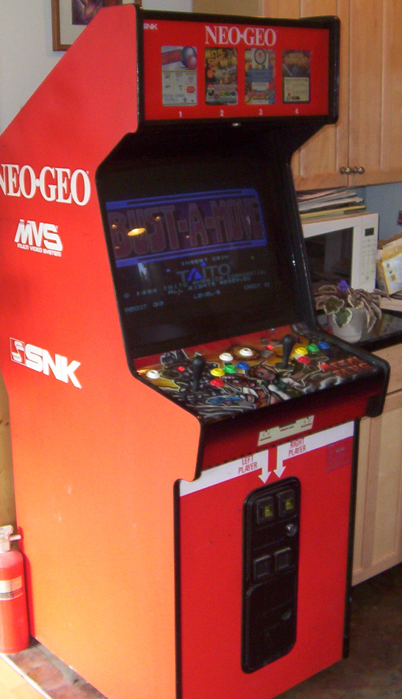 neo geo arcade roms